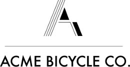 ACME BICYCLE CO.